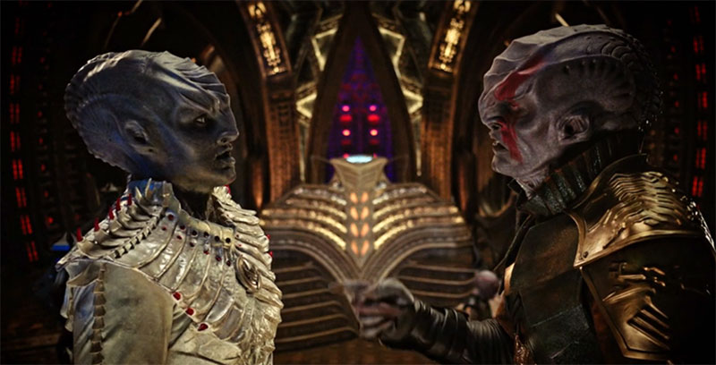 Star Trek: Discovery - episode 8