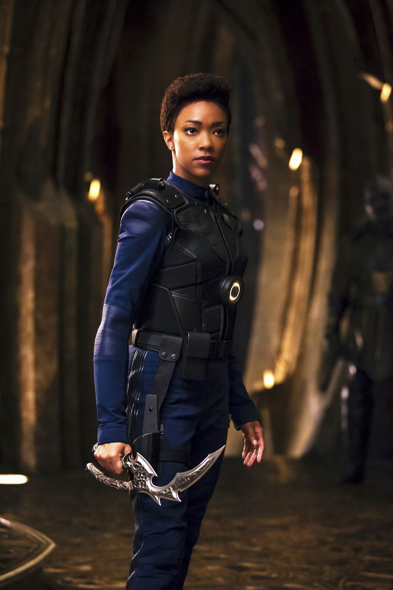 "Star Trek: Discovery - Episode 9 ""Into the Forest I Go"""