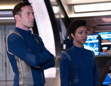 STAR TREK: DISCOVERY Returns In January, First Season Finale Set For February