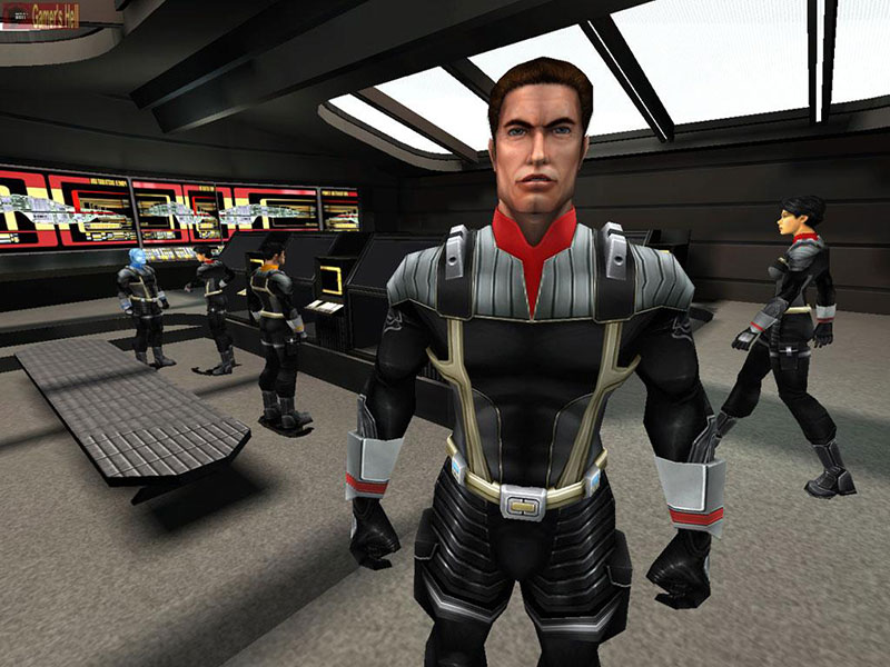 Star Trek: Elite Force gameplay