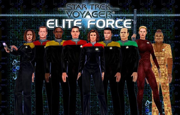 Why Did ELITE FORCE Boldly Go Where No STAR TREK Game Had Gone Before?