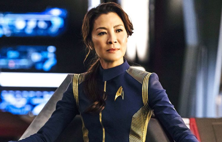 WATCH: Michelle Yeoh Talks DISCOVERY and Capt. Georgiou's Fate