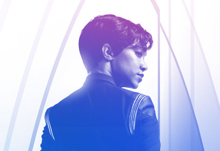 Four New STAR TREK: DISCOVERY Character Posters Revealed | TREKNEWS.NET
