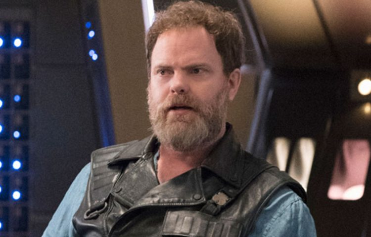 Rainn Wilson Added To 2018 STAR TREK LAS VEGAS Guest List
