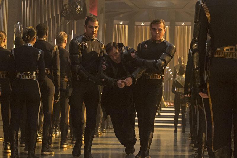 Jason Isaacs as Gabriel Lorca