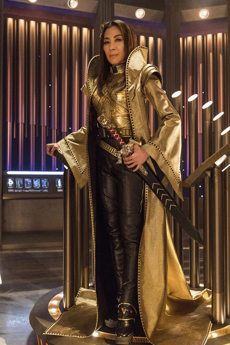 Michelle Yeoh as Phillipa Georgiou