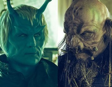 Here's Our First Look at Andorians, Tellarites in Star Trek: Discovery