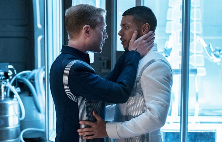 STAR TREK: DISCOVERY Nominated for GLAAD Award