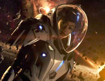 STAR TREK: DISCOVERY Nominated for VFX Awards