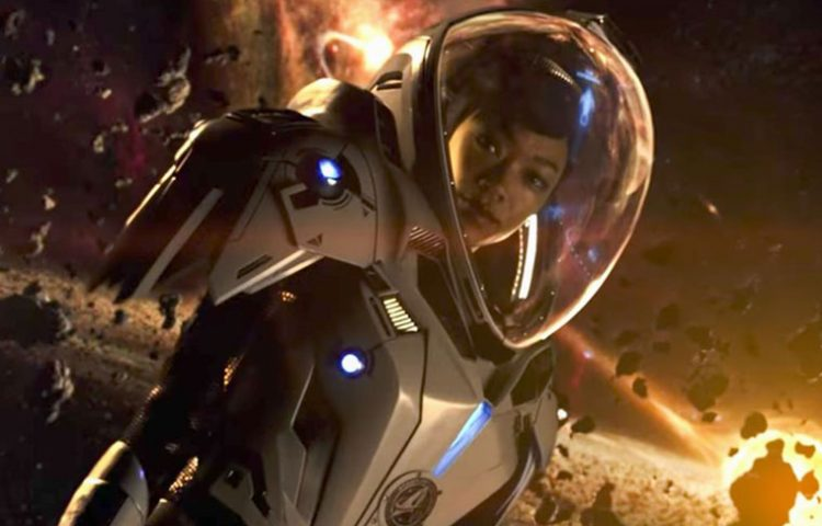 STAR TREK: DISCOVERY Nominated for VFX Awards