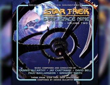 Second Volume of 'Deep Space Nine' Soundtrack Announced