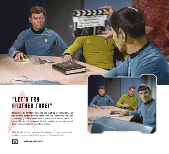 Star Trek: The Lost Scenes preview page