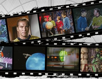 New Book Showcases Never-Before-Seen 'Star Trek' Imagery
