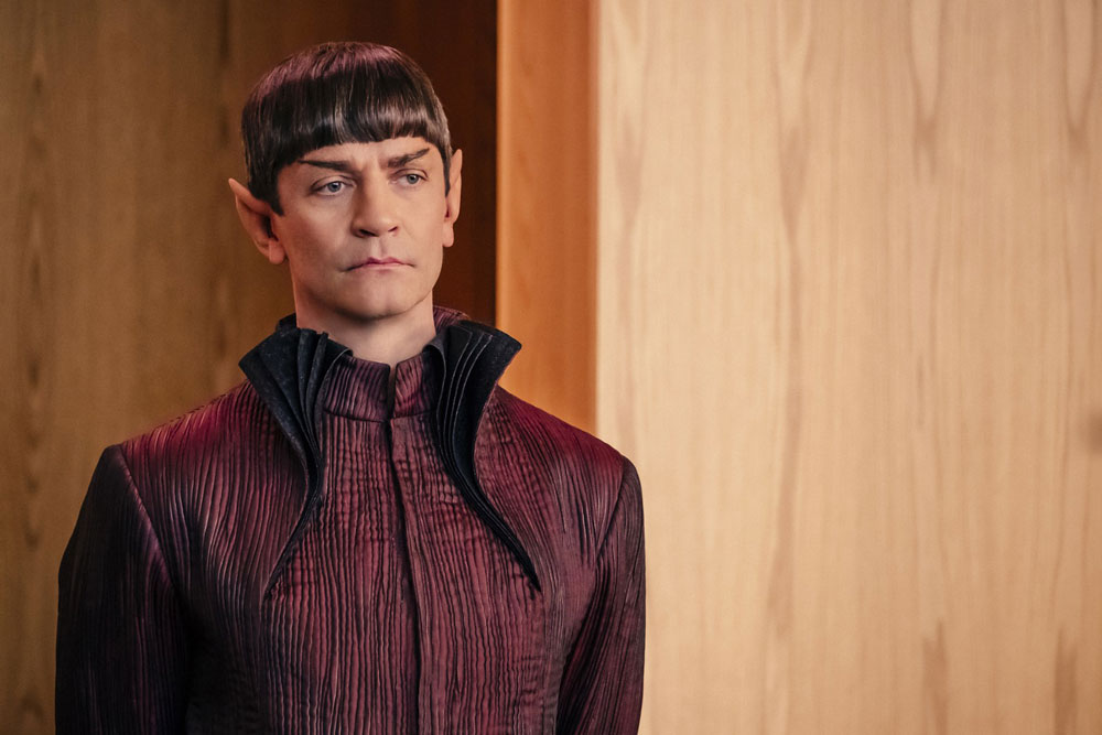 James Frain as Sarek