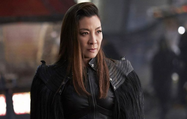 """8 Photos From STAR TREK: DISCOVERY First Season Finale """"Will You Take My Hand?"""""""