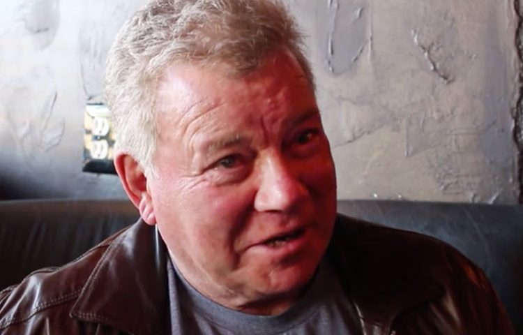 William Shatner Says VR Is The Key To Bringing His Capt. Kirk Back To Star Trek