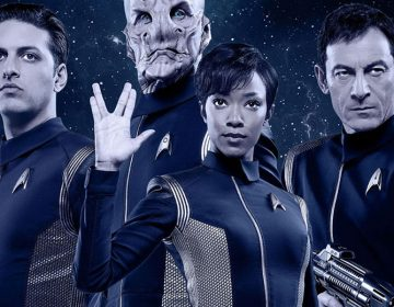STAR TREK: DISCOVERY Nominated for Five Saturn Awards
