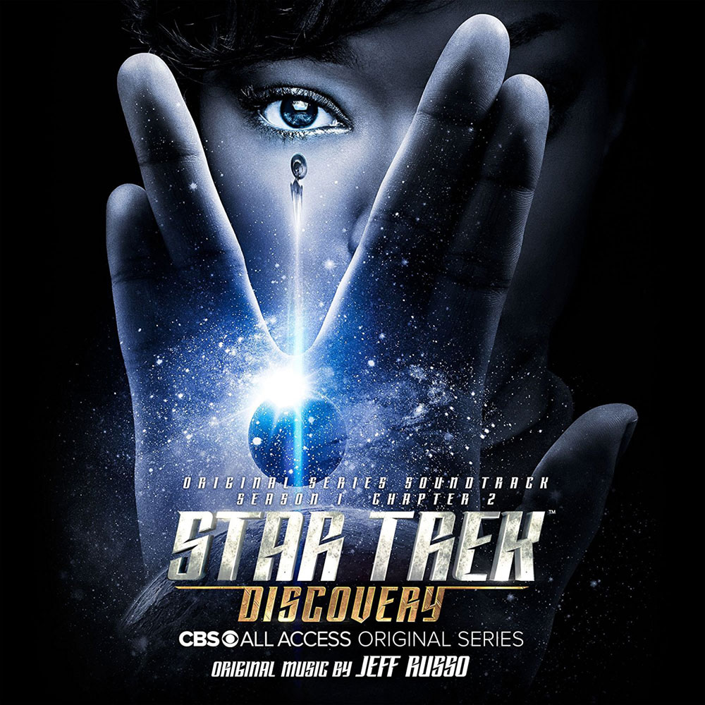 Star Trek: Discovery - Season 1, Chapter 2 soundtrack cover art