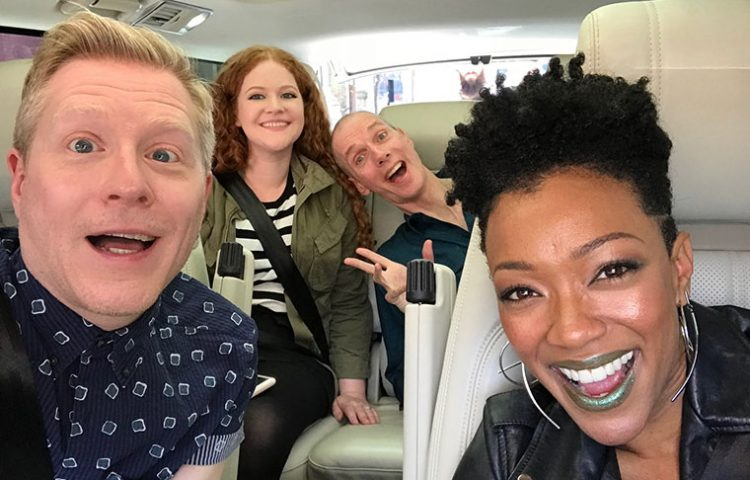 STAR TREK: DISCOVERY Cast To Appear On Carpool Karaoke