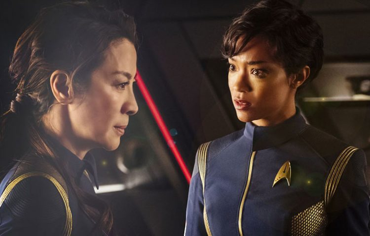 STAR TREK DISCOVERY Showrunners Berg & Harberts Out Kurtzman To Take Over