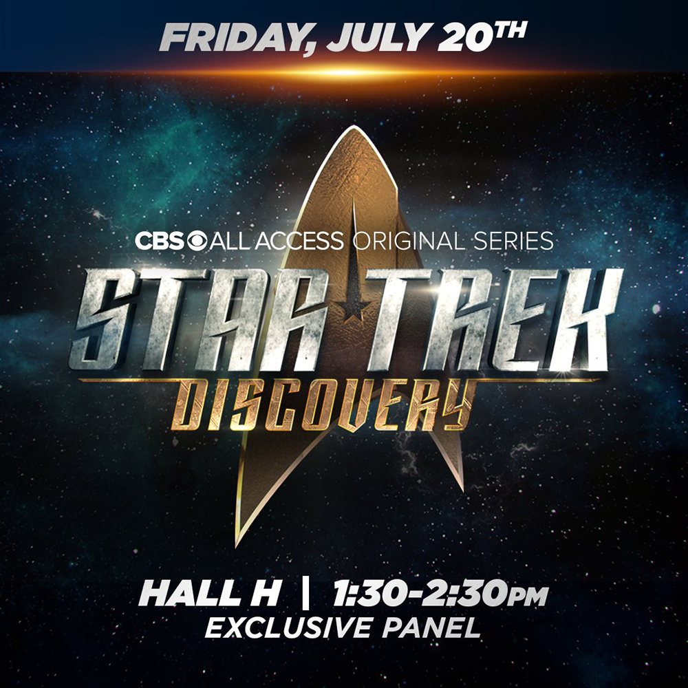 Star Trek: Discovery at San Diego Comic-Con