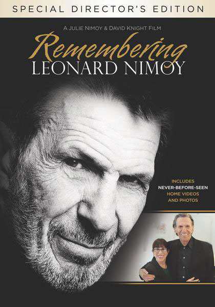 """Remembering Leonard Nimoy"" front cover"