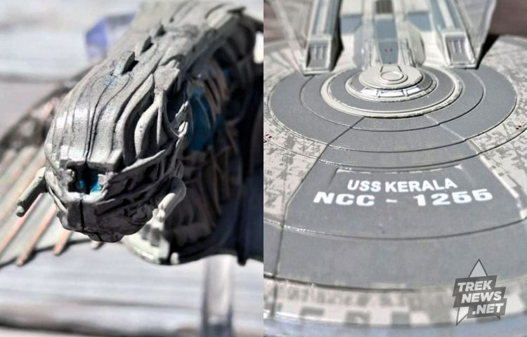 [REVIEW] Eaglemoss Star Trek Models: Klingon Bird-of-Prey and U.S.S. Kerala