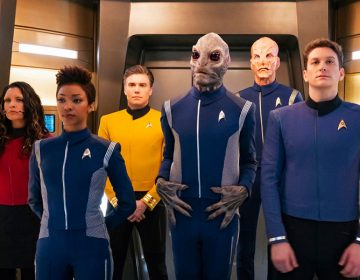 Seven New STAR TREK: DISCOVERY Photos From Season 2