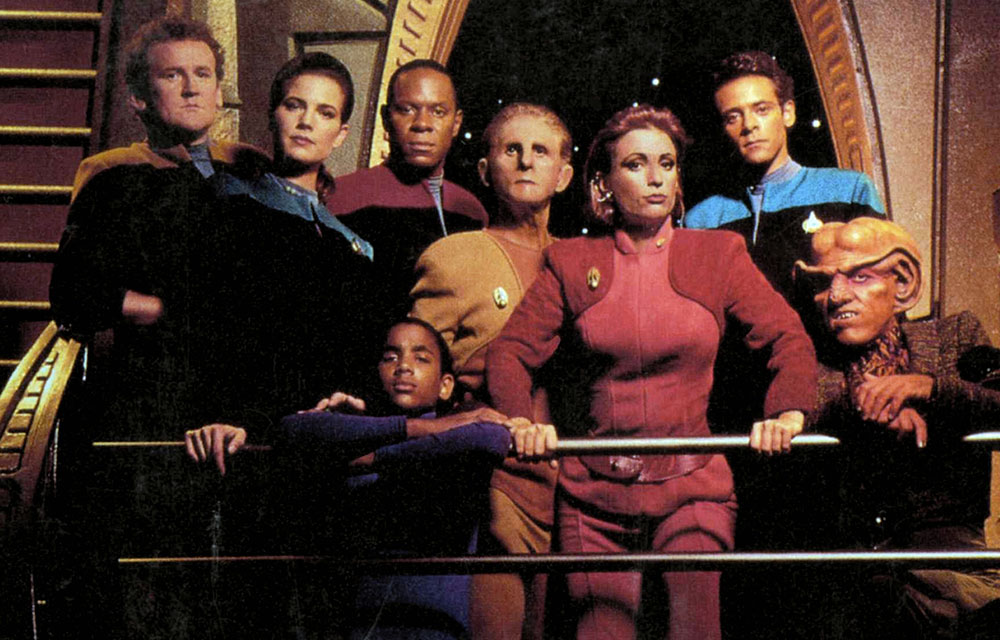 Star Trek: Deep Space Nine cast