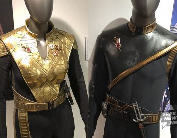 [GALLERY] Exclusive Photos From the STAR TREK DISCOVERY Exhibit at SDCC