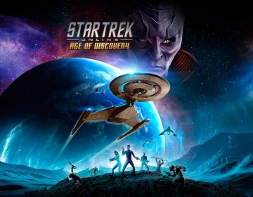 'Age of Discovery' Coming to Star Trek Online This Fall