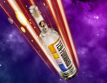 Star Trek: TNG-Inspired 'Ten Forward Vodka' Beaming Down Later This Year