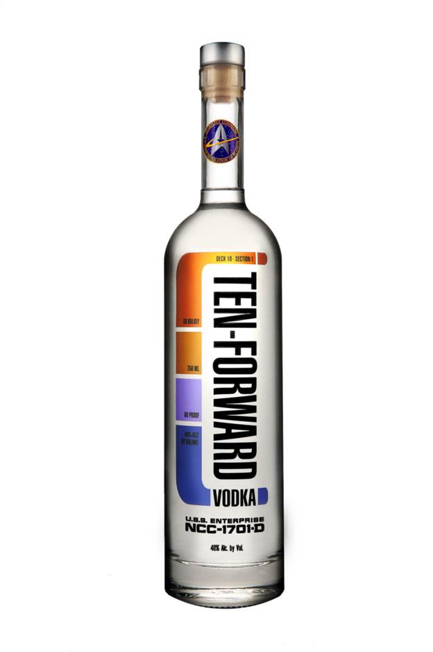 Ten-Forward Vodka