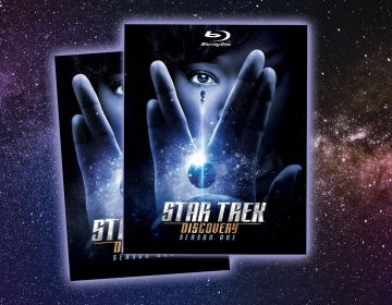 Full List of Bonus Features Revealed for Star Trek: DISCOVERY Season 1 on Blu-ray & DVD