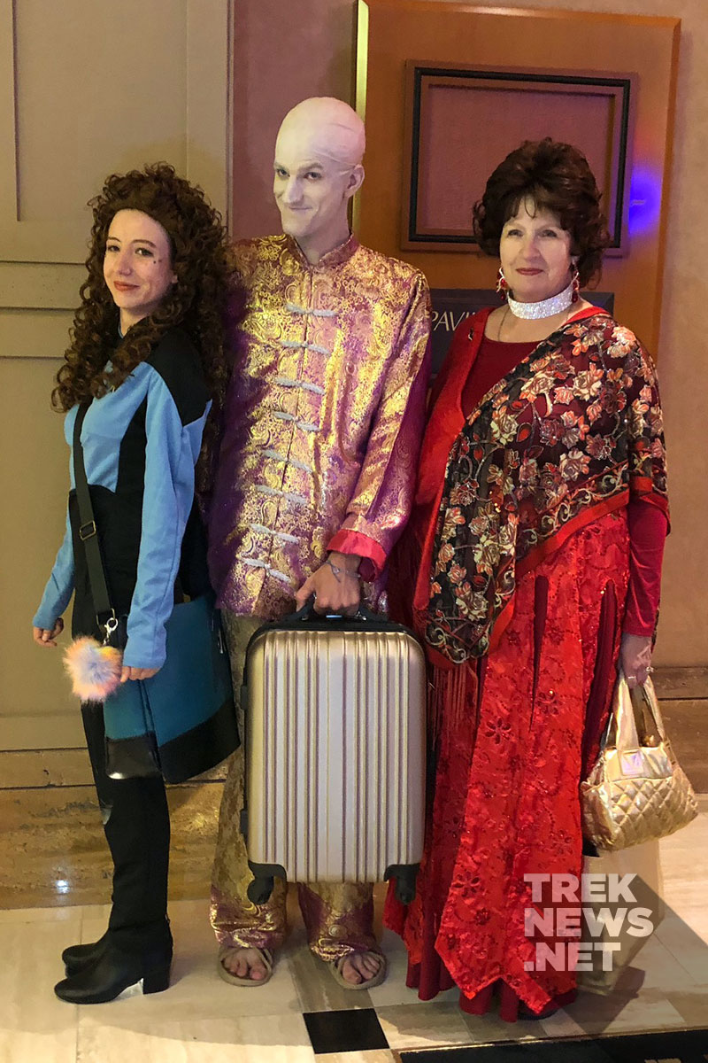 STLV 2018 Star Trek Cosplay