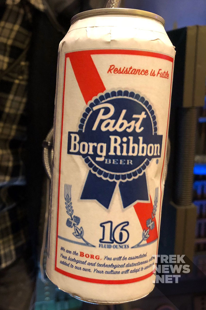 Pabst Borg Ribbon