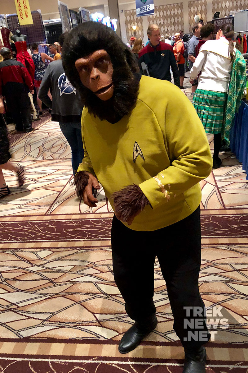 STLV 2018 Star Trek Cosplay