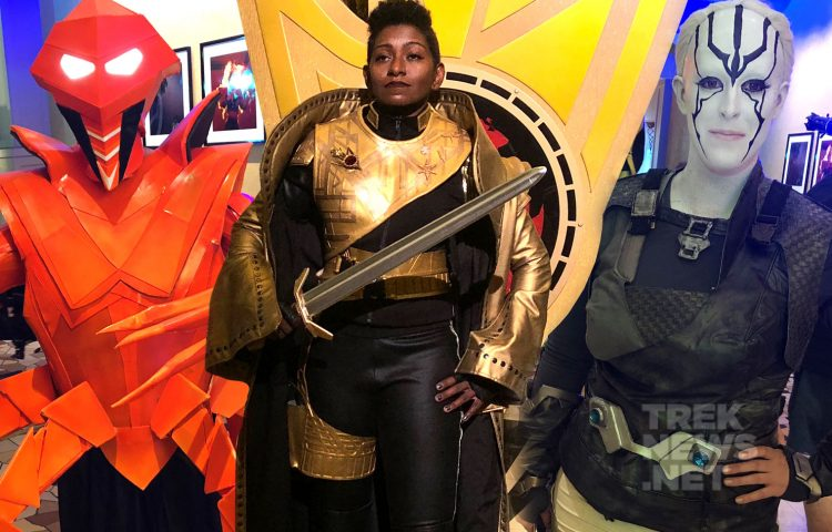 [#STLV] The Best Cosplay from Star Trek Las Vegas 2018