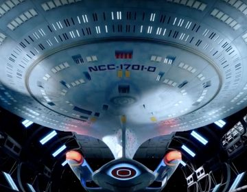 Take An Immersive Tour TNG's Enterprise-D In Virtual Reality