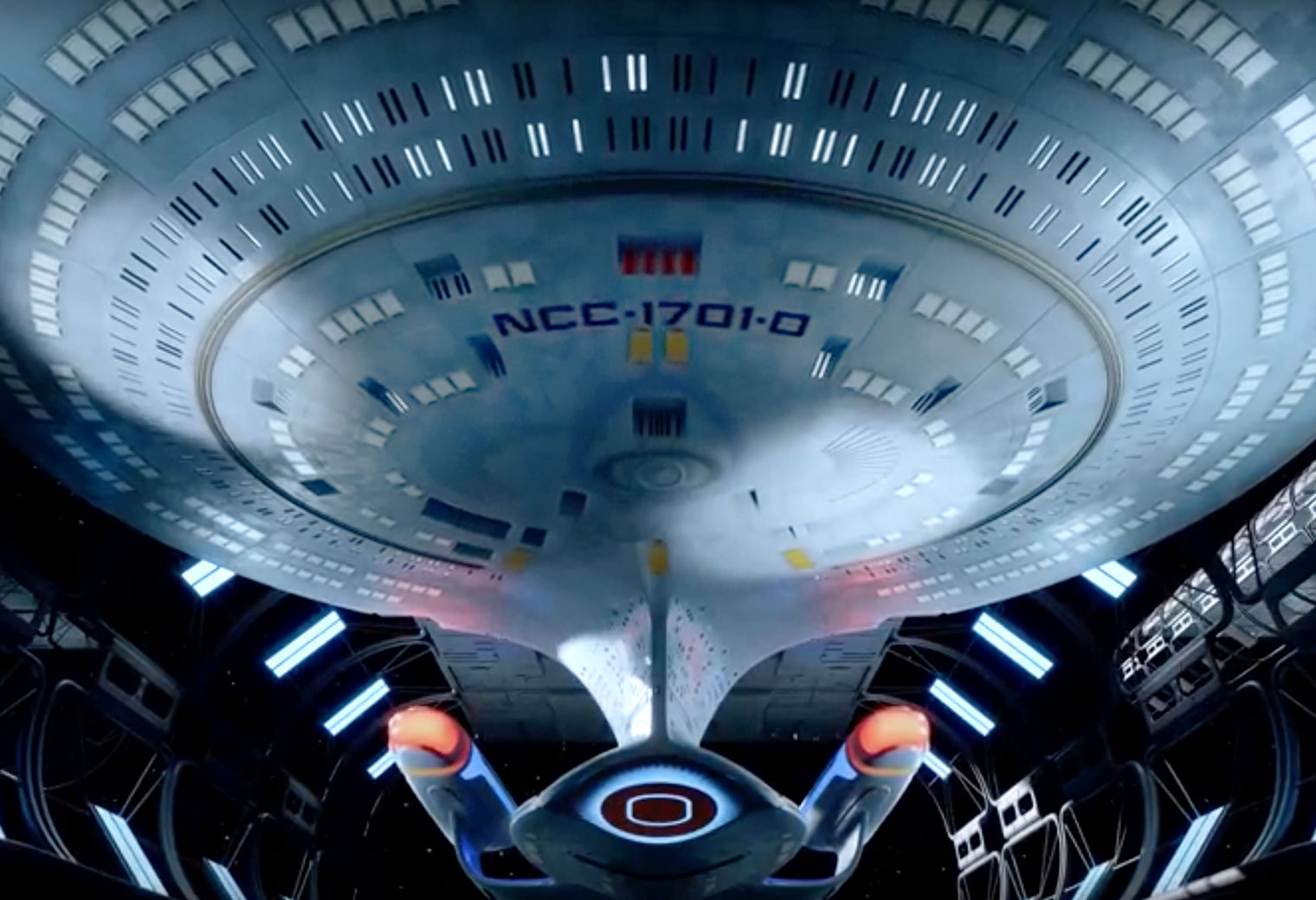 Take An Immersive Tour Through TNG\'s Enterprise-D In Stunning VR ...