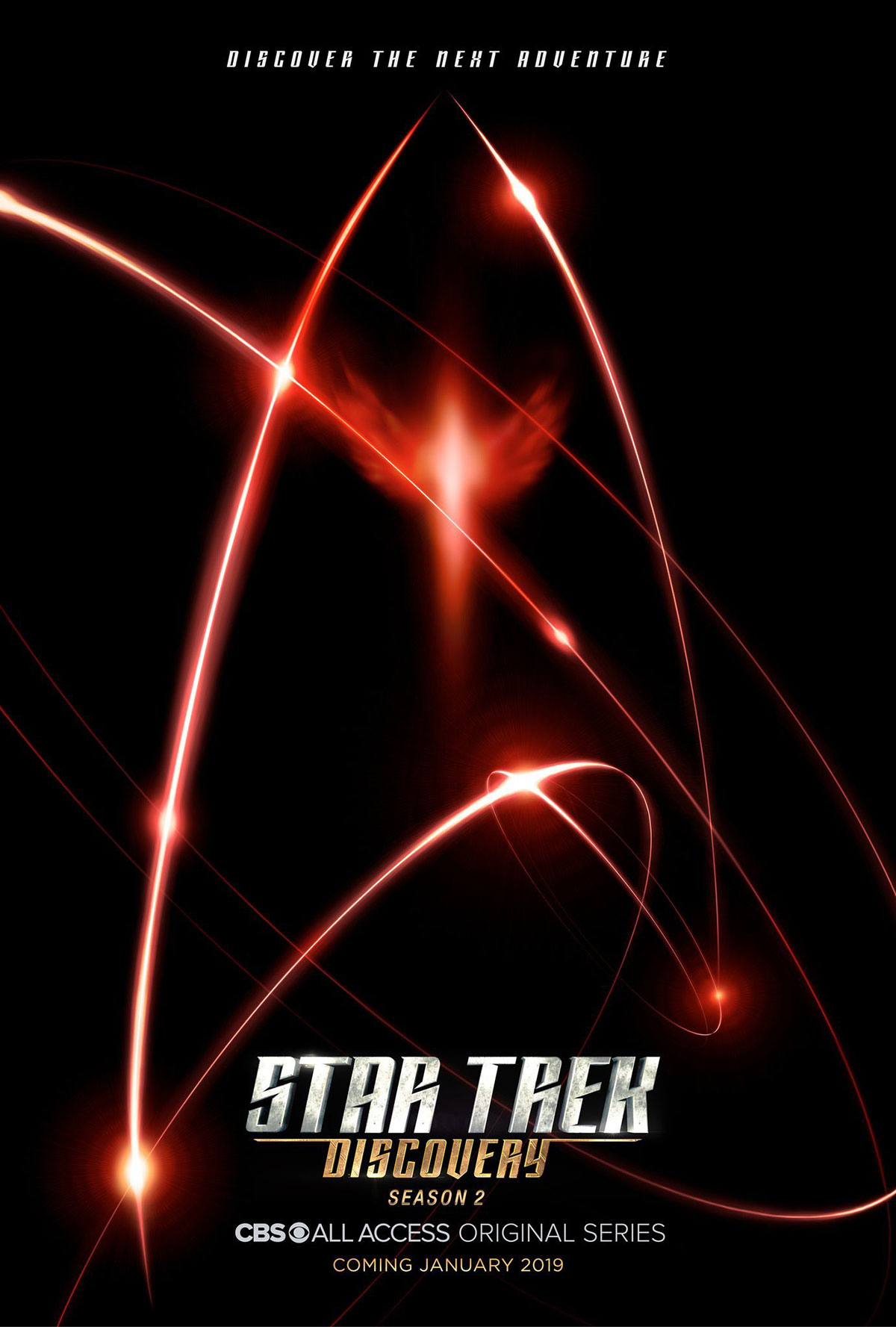 Star Trek: Discovery - Season 2 Poster