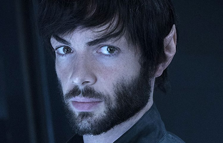Spock Is Here, And Bearded, In The New Star Trek: Discovery Trailer