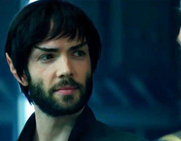 WATCH: Spock (Sorta) Smiles In Latest STAR TREK: DISCOVERY Season 2 Trailer
