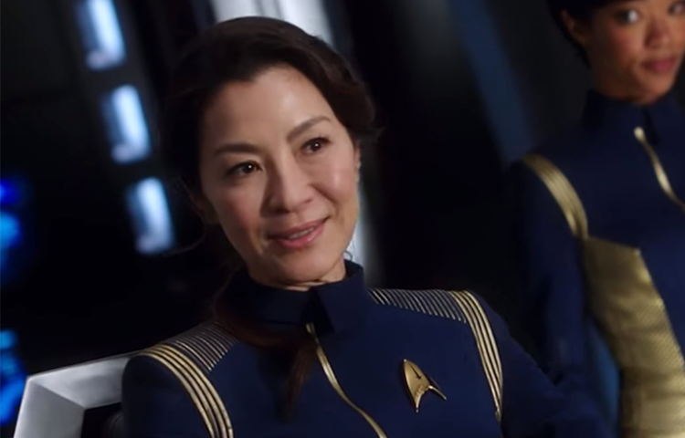 Michelle Yeoh To Lead New Section 31 Series Treknews Net
