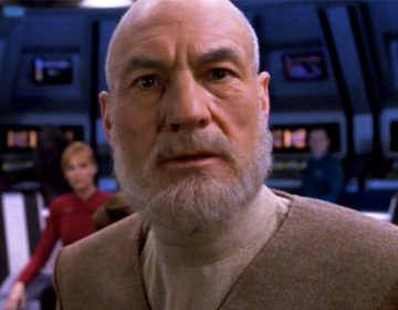 Patrick Stewart Talks New 'Picard' Series, Hopes for More Than One Season
