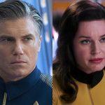 Anson Mount, Rebecca Romijn Not Returning for STAR TREK: DISCOVERY Season 3