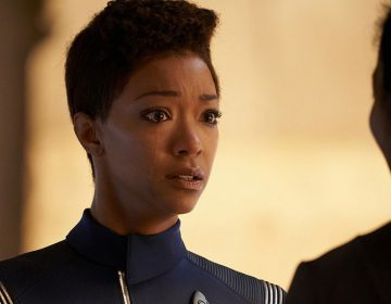 "Images & Trailer for STAR TREK: DISCOVERY Episode 211 ""Perpetual Infinity"""