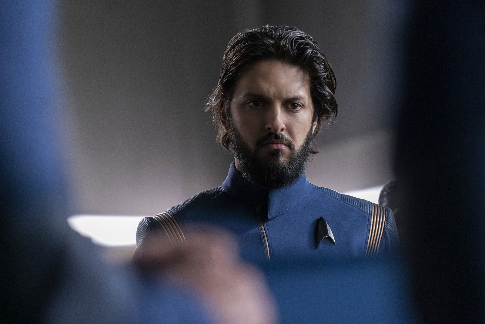 Shazad Latif as Ash Tyler