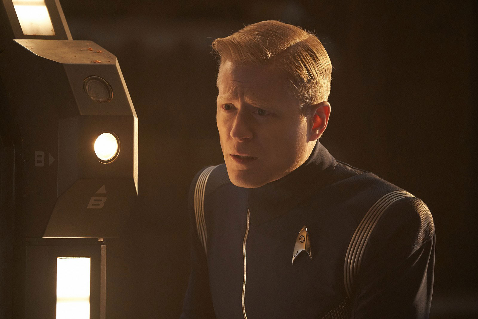 Anthony Rapp as Paul Stamets
