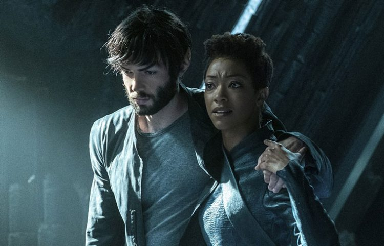 "Eight Photos from STAR TREK: DISCOVERY 208 ""If Memory Serves"""